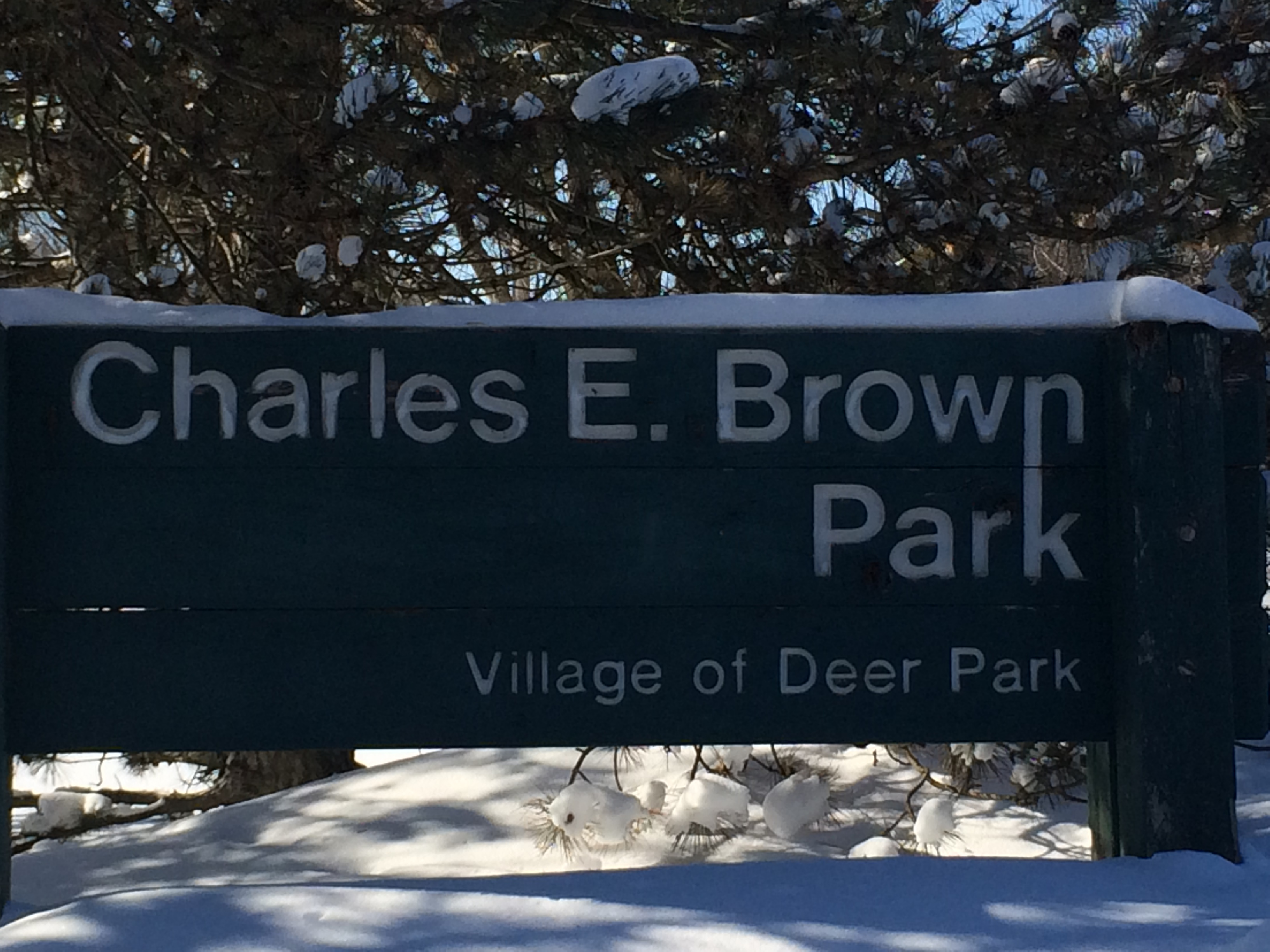 CHARLIE BROWN PARK